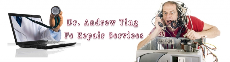Dr. Andrew Ting Laptop Network Support Firms