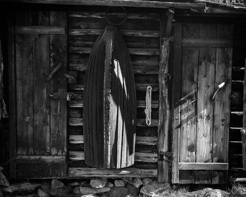frederic dargelas photographer in Helsinki. Photography artwork. - Shed II (North Finland)
