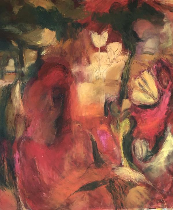 HELENA GAVOIS - Contemplation