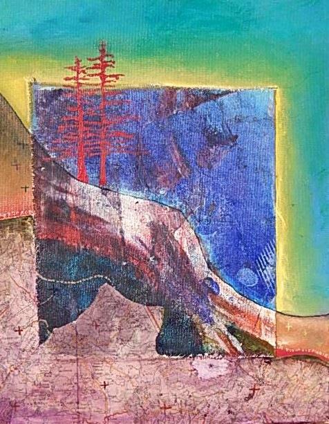 Richard Mangani - 33x40