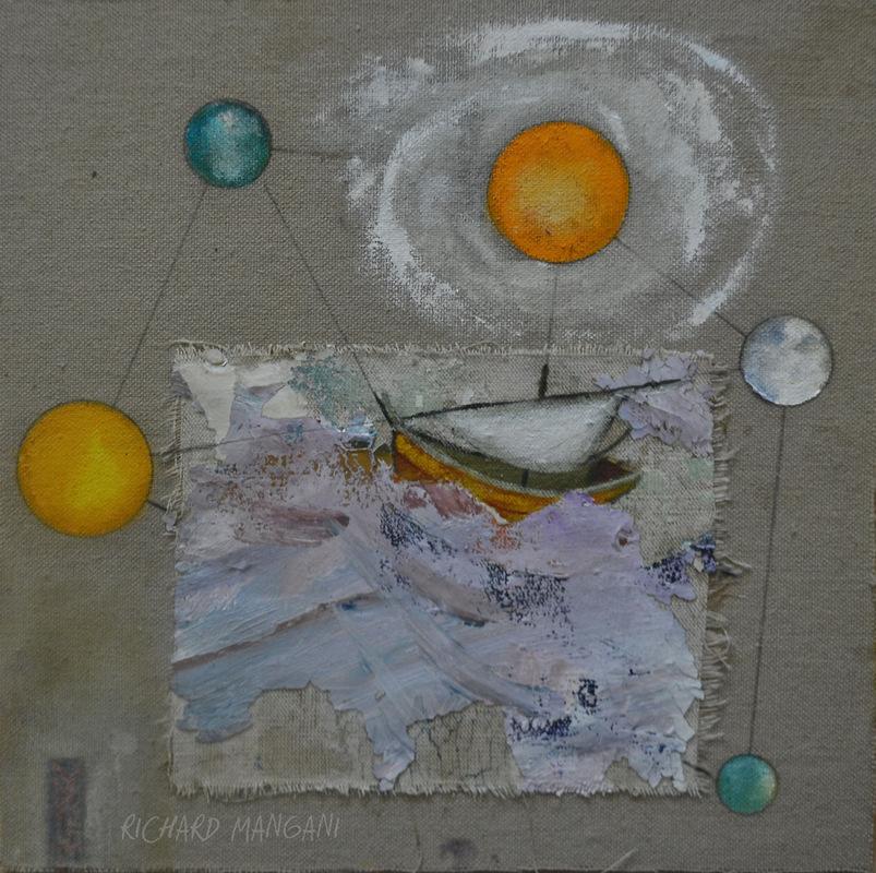 Richard Mangani - 29,5 x 29,5 -