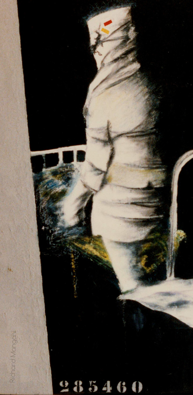 Richard Mangani - 120x180 triptyque