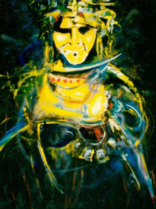 Richard Mangani - 163x129