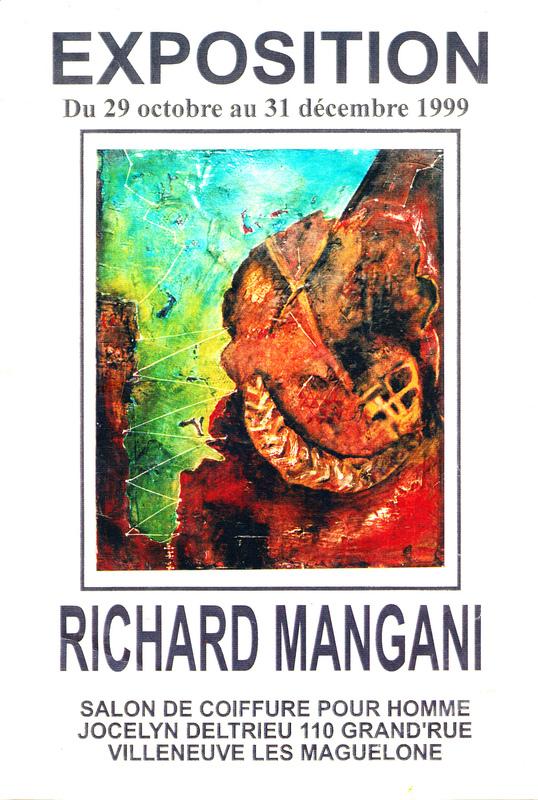Richard Mangani -