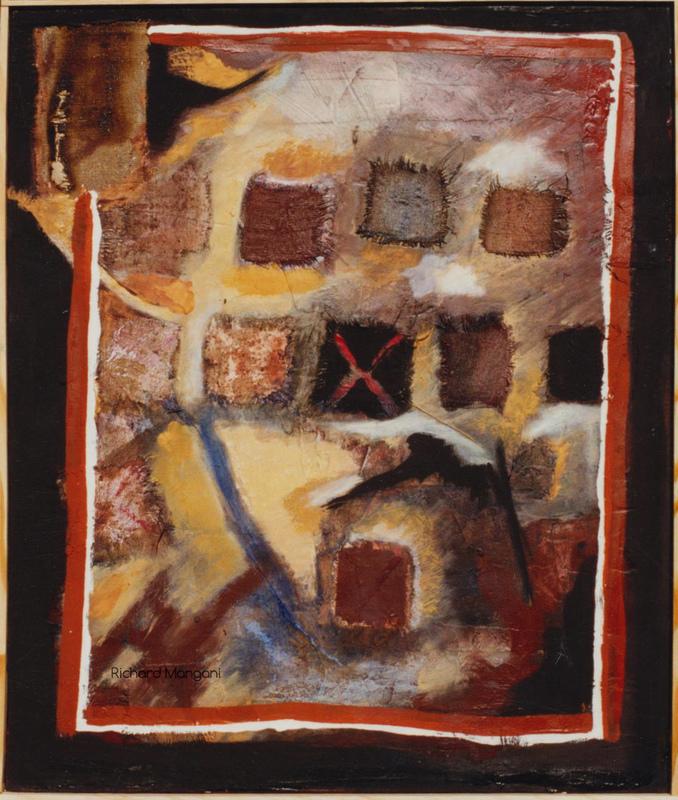 Richard Mangani - 40x52
