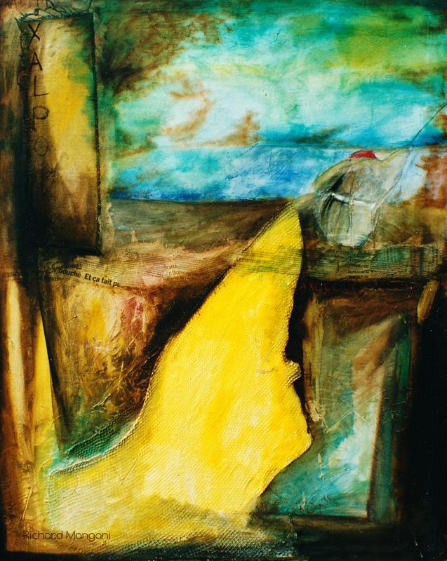 Richard Mangani - 100 x 70