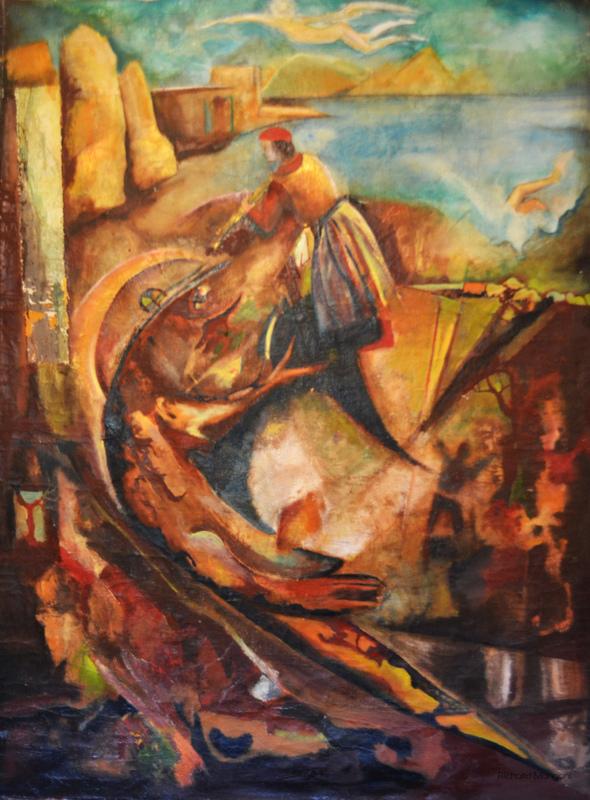 Richard Mangani - 195 x 176
