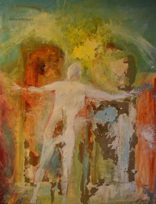 Richard Mangani - 100 x 81