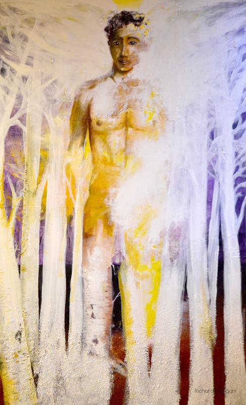 Richard Mangani - 96,5 x 161