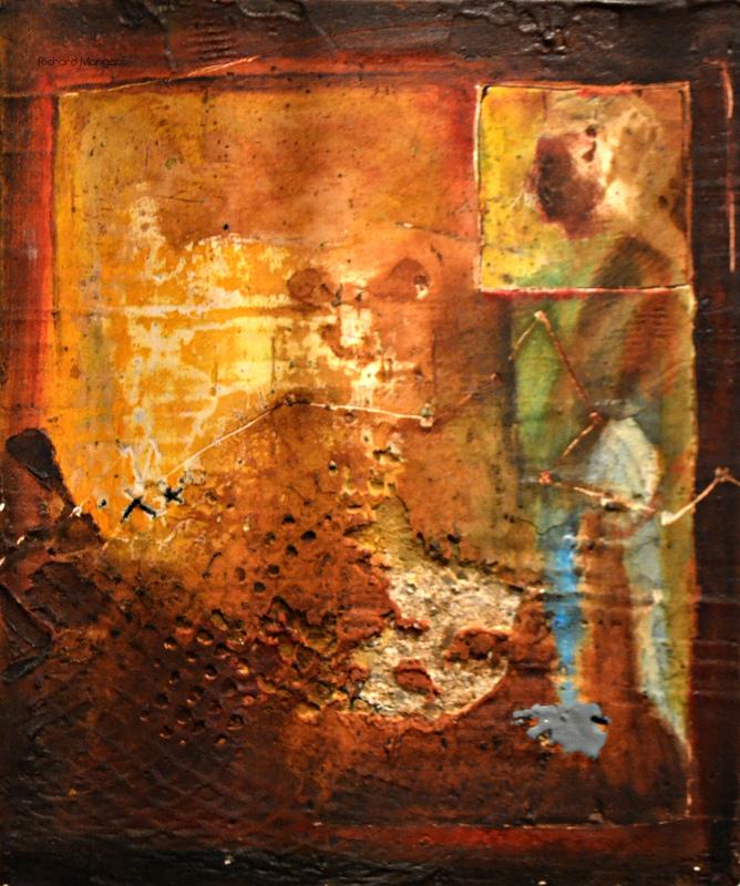 Richard Mangani - 15x18
