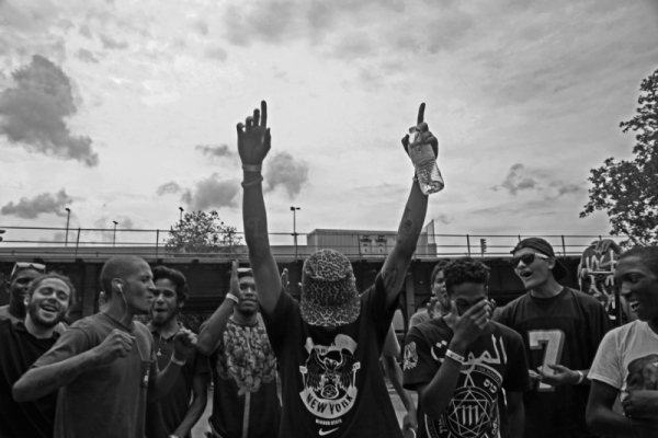 Lori George Photography - Rider Cup: New York City Rider Cup-team skateboarding championship that pits a team of five skaters against each other in a head-to-head style contest. Bronx Qualifiers: Saturday July 19,2014