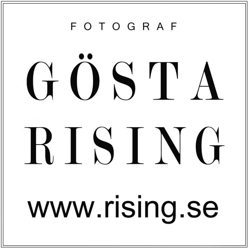 Fotograf Gösta Rising