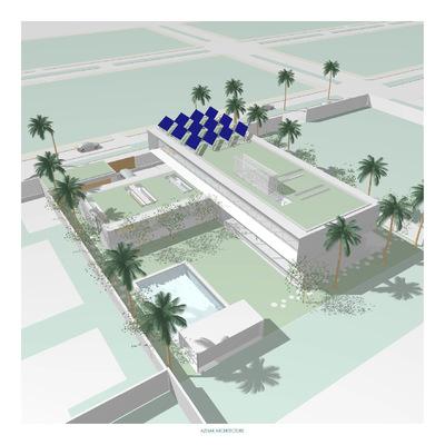 Azhar Architecture - VILLA DUBAI: Private Client, Dubai, UAE