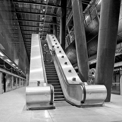 Azhar Architecture - TRANSPORT: Jubilee Line London, North Greenwich