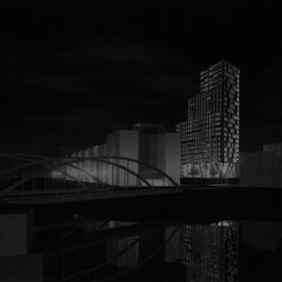 Azhar Architecture - HIGH RISE: Kehrwiderspitze, Hamburg