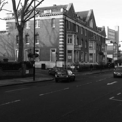 Azhar Architecture - RESIDENTIAL: Harrow Road, London