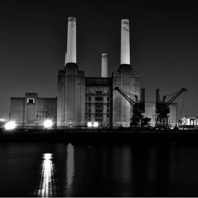 Azhar Architecture - MIXED USE: Battersea Power Station