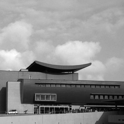 Azhar Architecture - TRANSPORT: Kotoka International Airport, Accra