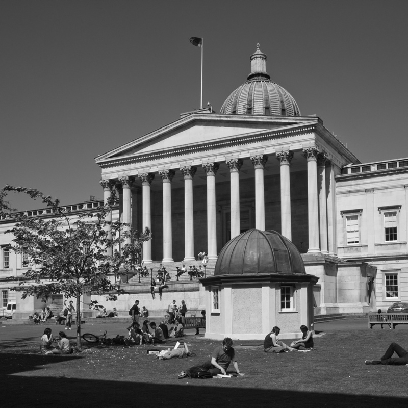 Azhar Architecture - EXPERIENCE: UCL University College London