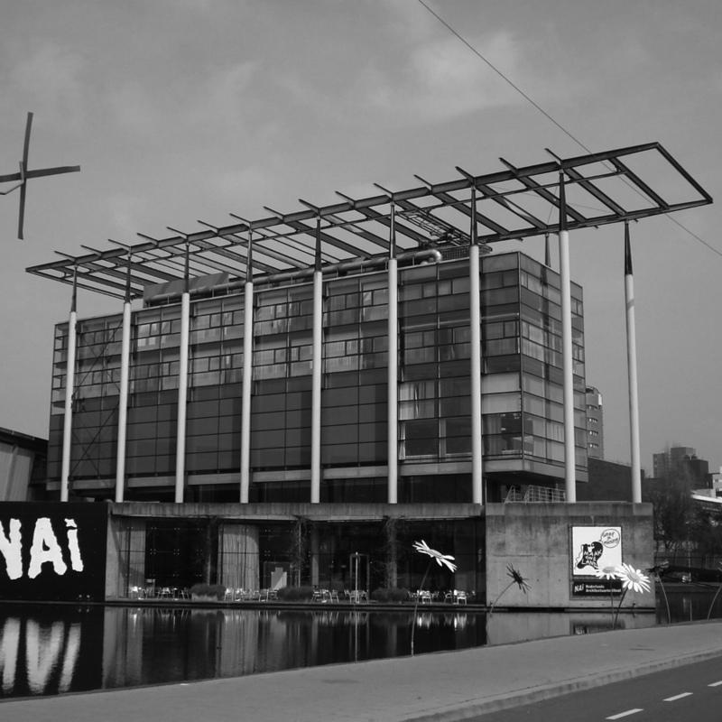 Azhar Architecture - EDUCATION: NAi Nederlands Architecture Institue