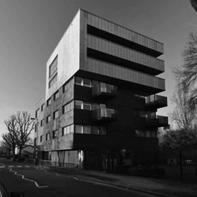Azhar Architecture - RESIDENTIAL: Bermondsey Spa Regeneration, St Jamess London