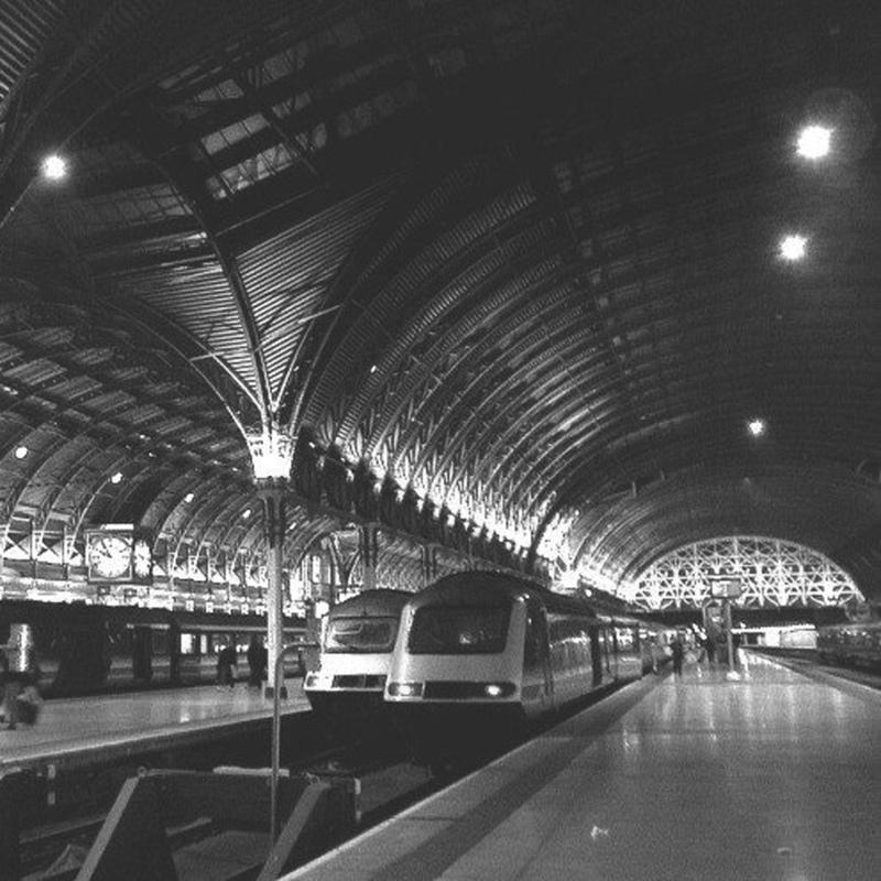 Azhar Architecture - TRANSPORT: Crossrail, Paddington Station, London