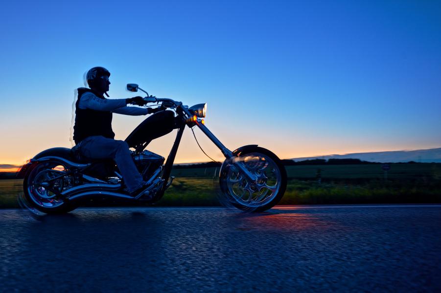 Marek Kucera - Harley Davidson