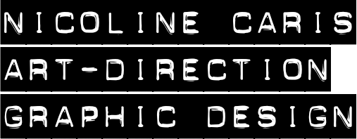 Nicoline Caris, artdirection and graphic design