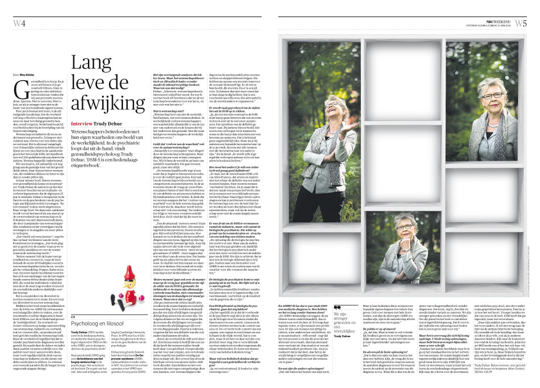 Nicoline Caris, artdirection and graphic design - Fotografie: Kees van de Veen