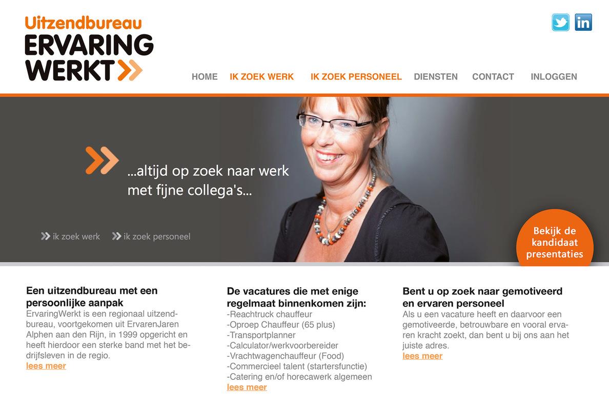 Nicoline Caris, artdirection and graphic design - www.ervaringwerkt.nl