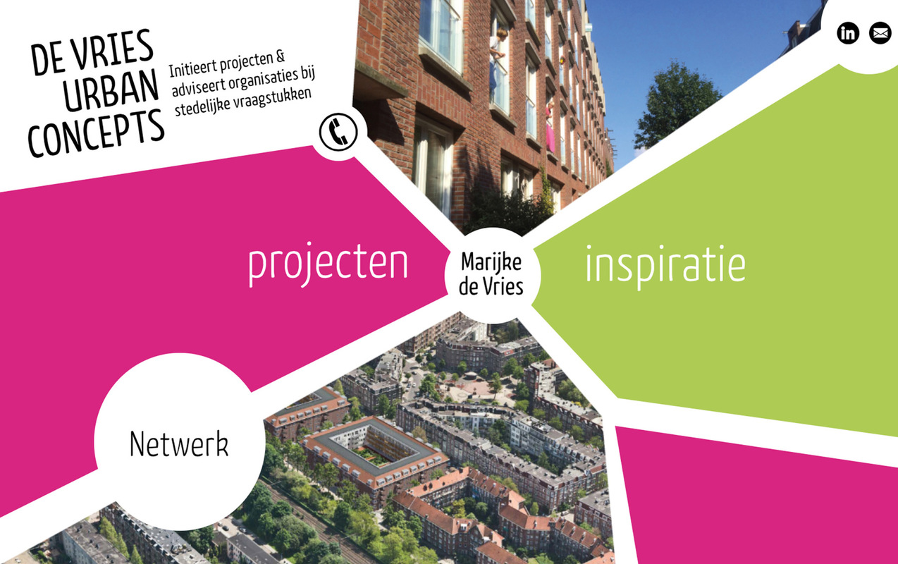 Nicoline Caris, artdirection and graphic design - www.devriesurbanconcepts.nl