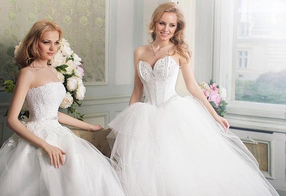 mary meyska - Oksana Mukha Bridal SS15