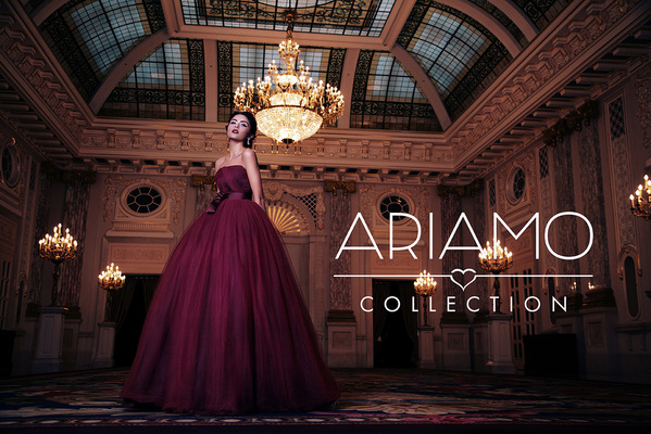 mary meyska - Ariamo Bridal lookbook 2015