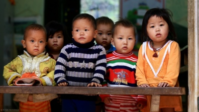 face of vietnam - Preschool in Can Ty, Ha Giang