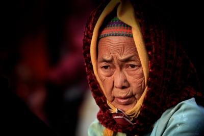 face of vietnam - Dong Van Market, Ha Giang