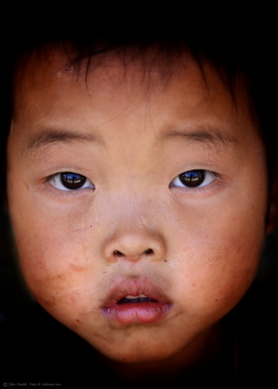face of vietnam - Hmong, Lung Pu...