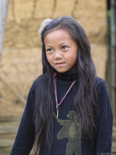 face of vietnam - Hmong, Chin Chu Lin