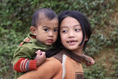 face of vietnam - Lao Chai 1 Village