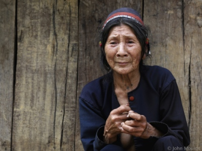 face of vietnam - La Hu Lady in Nam Cau Village