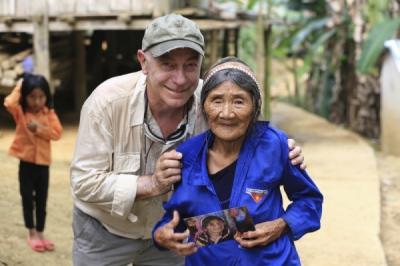 face of vietnam - John in Huoi Han Village, Muong Te