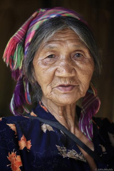 face of vietnam - La Hu, Huoi Han Village, Muong Te
