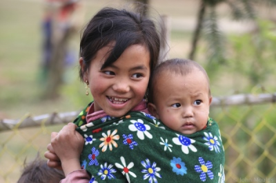 face of vietnam - Chin Chu Lin, near Ngai Thau, Bat Xat