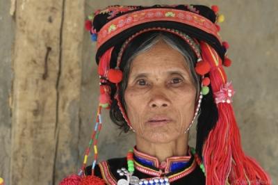 face of vietnam - Ha Nhi in Le Ma Village Ka Lang Commune Muong Te District