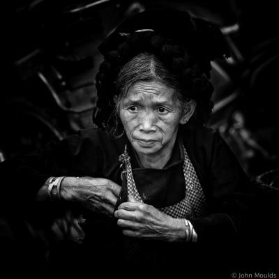 face of vietnam - Ha Nhi in Y Ty Market