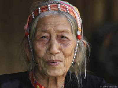 face of vietnam - Ha Nhi in Sang Sui Village