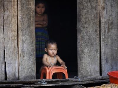 face of vietnam - Mang child Nam Xe