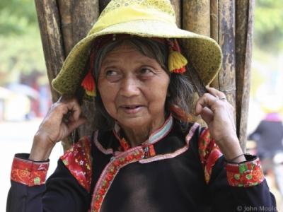 face of vietnam - La Hu, Muong Te Town