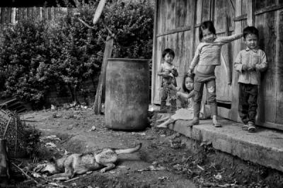 face of vietnam - La Hu in Bum Ta Commune, Nam Xa Village