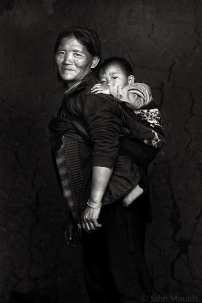 face of vietnam - Lao Chai 1 Village, Y Ty