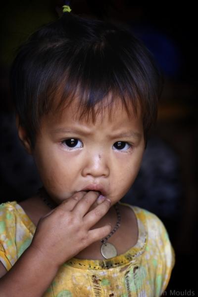 face of vietnam - Huoi Tat Village